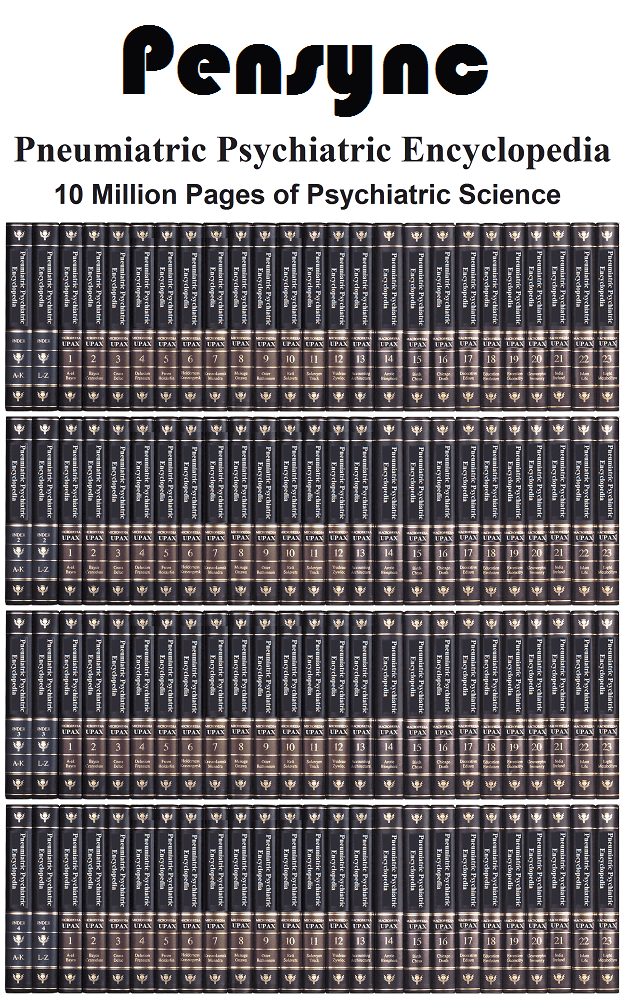 Pensync: Pneumiatric Psychiatric Encyclopedia